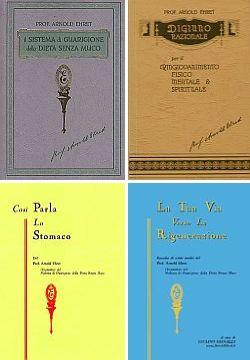 Combinazioni di più libri di Ehret personalizzate