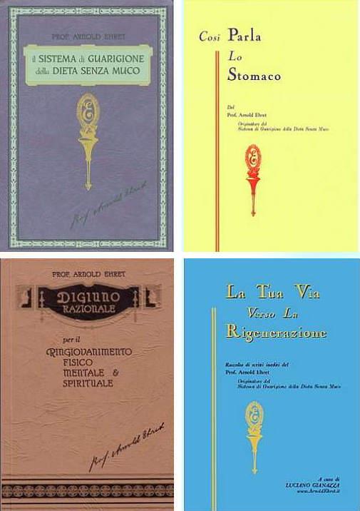 I primi quattro libri di ehret