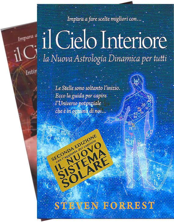 Bundle libri astrologia il cielo interiore e il cielo di for Libri in offerta