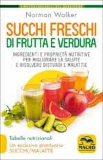 Succhi Freschi di Frutta e Verdura — Libro