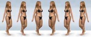 perdita e aumento di peso