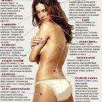 Prodotti cosmetici chimici sul corpo