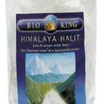 Il sale halite o sale diamante himalayano