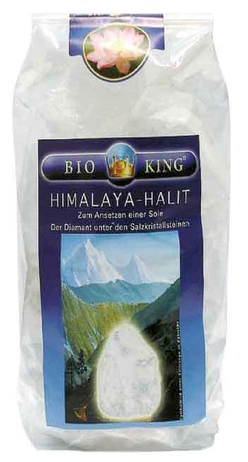 Halite, il sale bianco dell'Himalaya