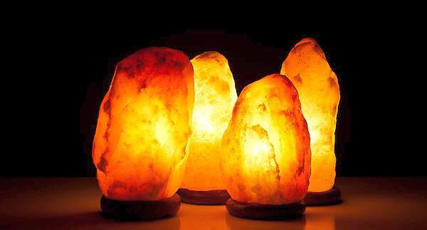 Benefici della Lampada di Sale dell'Himalaya