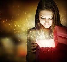 Aprendo il regalo