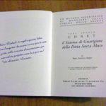 Libro con dedica