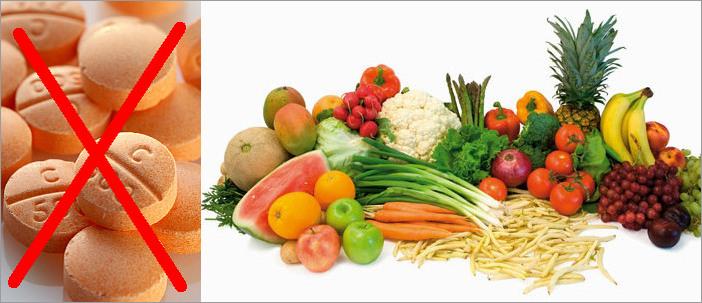 L'acido ascorbico NON è la vitamina C