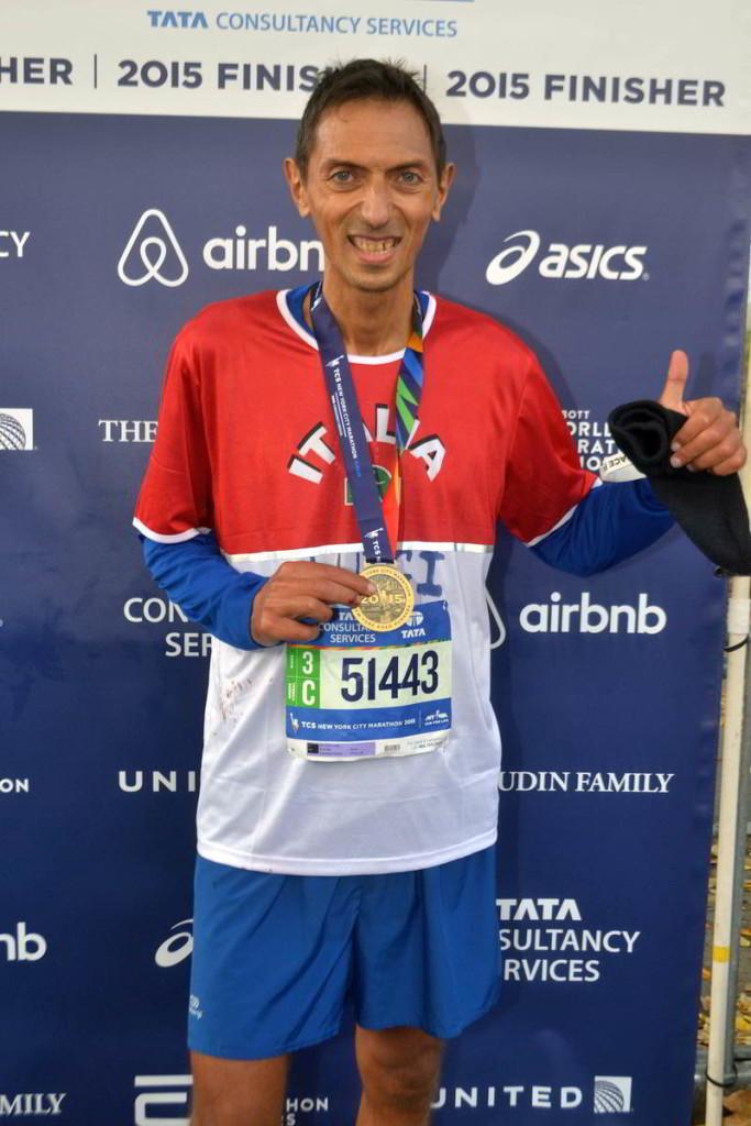 gigi maratona new york 2015